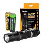 Fenix LD09 2015 version 220 Lumen LED Tactical Flashlight